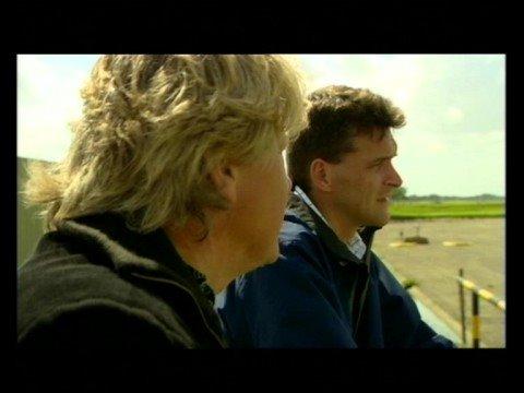 gasopslag onder de polder