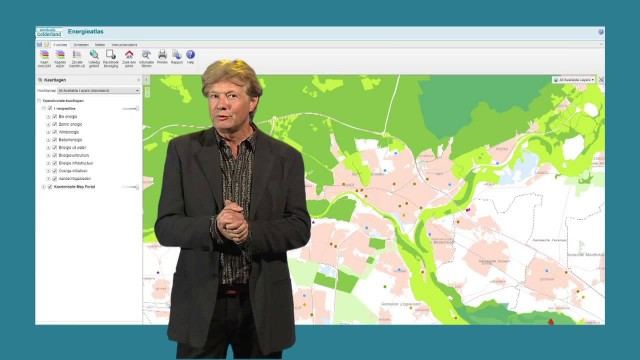 Energieatlas = provincie Gelderland