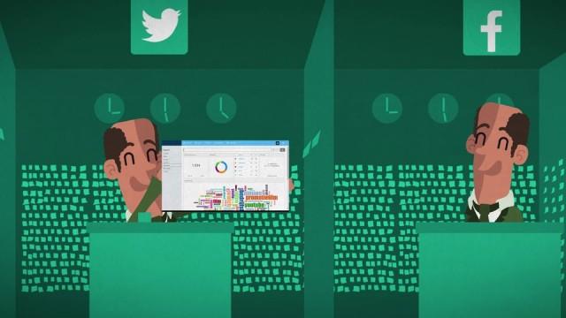 rsdm social media dashboard