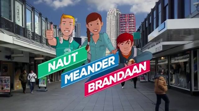 Malmberg Naut Meander Brandaan