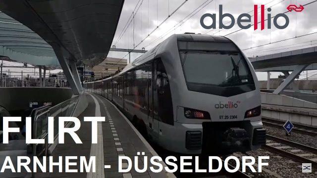 Ansagen Deutsche Bundesbahn und Albellio