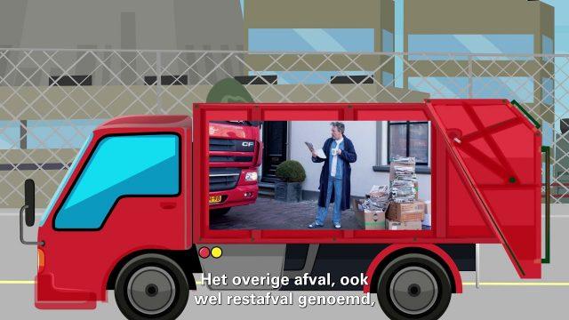 Groningen – afvalscheiding