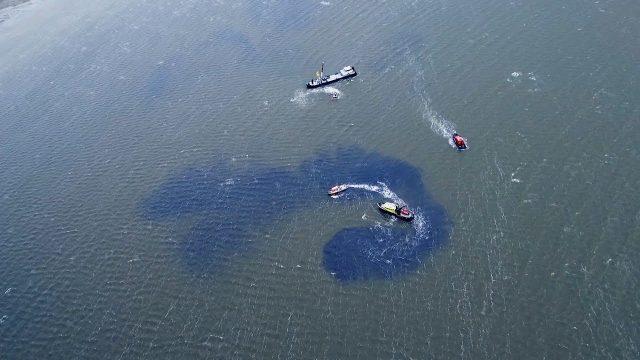 RWS – Olie alert Waddenzee