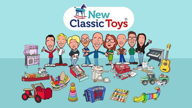 new classic toys – english