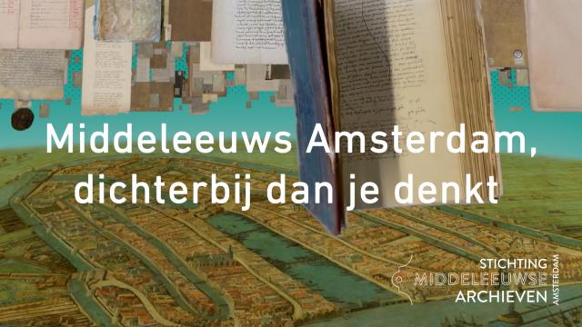 Middeleeuws Amsterdam