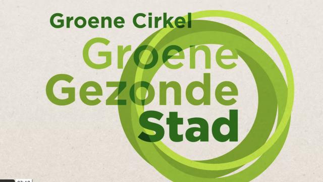 Groene, gezonde stad